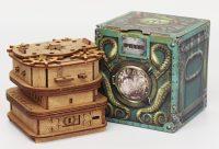 Team 1-5: Cluebox – Escape Room in einer Box. Davy Jones' Locker-WERT: 35,00 €
